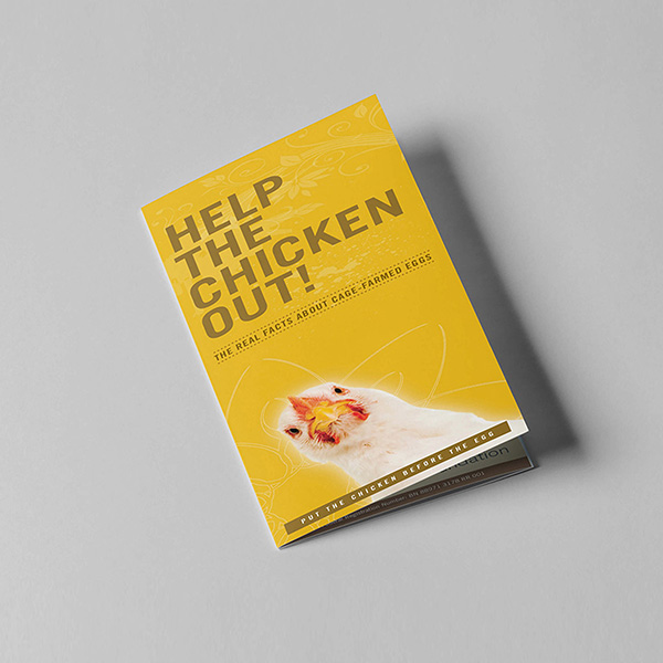 Chicken Out Brochure Cover