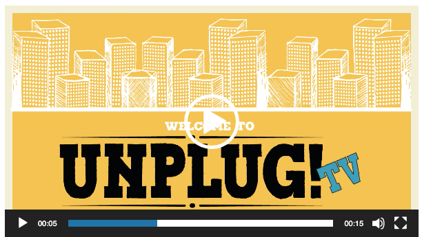Unplug TV Introductory Video