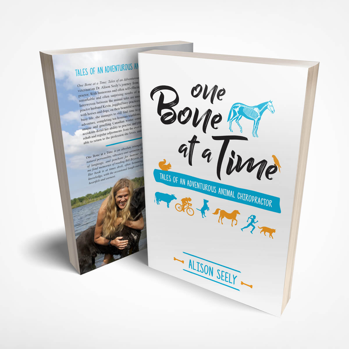 One Bone at a time book cover